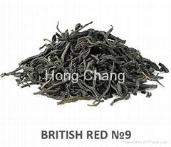 British Red No. 9