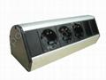 Desk Power Data Dock H14-GR03R
