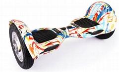 free shipping somatosensory waterproof2 wheels self balance electric scooter mon