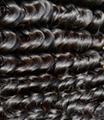 wholesale black color brazilian virgin remy hair false hair,brazilian kinky curl 2