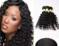 wholesale 6A Brazilian Deep Wave Virgin