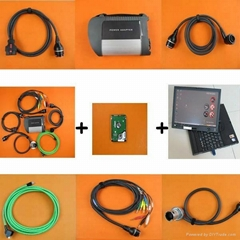 MB SD Star C4 Diagnostic Tool+ 2014.09(DAS+Xentry+WIS+EPC)software+ X200T laptop