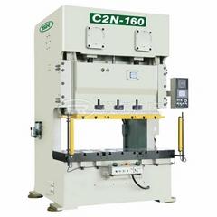 C2N系列雙曲軸精密鋼架沖床