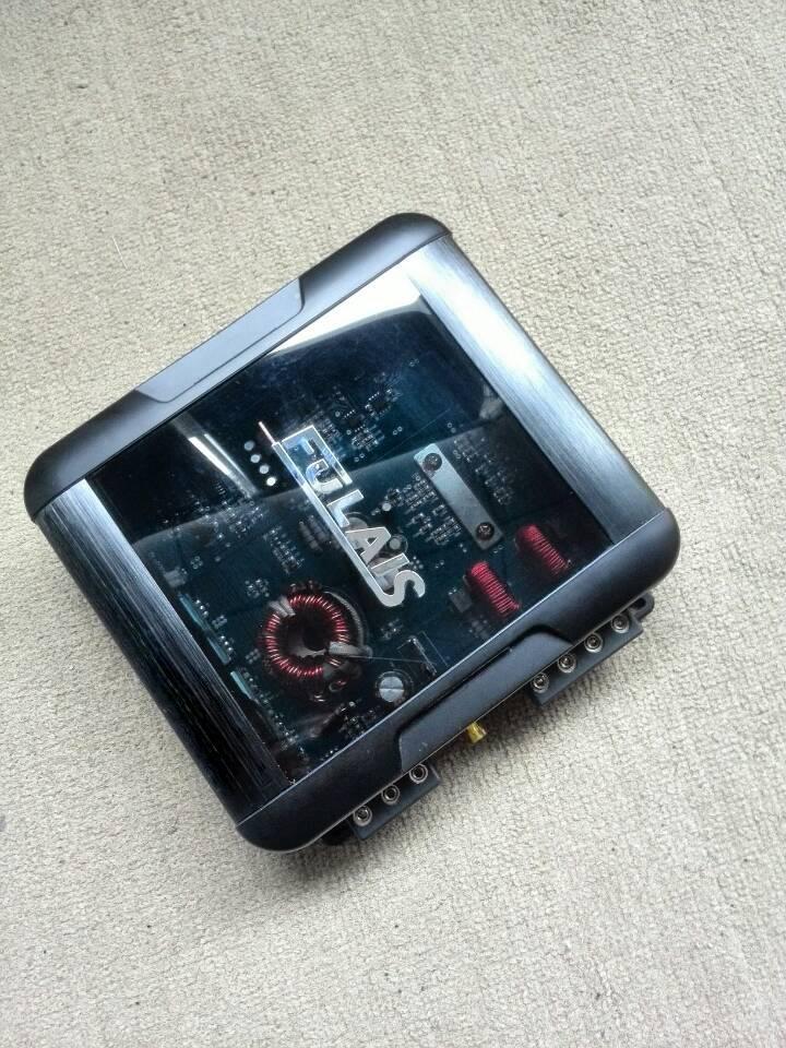 Digital 75W 2 Channel Amplifier in small size 1