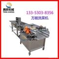 Universal vortex dish washer of