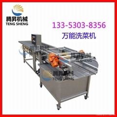 Universal vortex dish washer of vegetable washing machine
