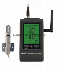 WIFI 無線溫濕度記錄儀