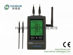 無線溫度記錄儀外置探頭