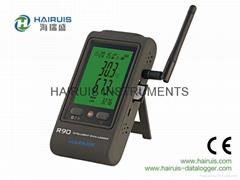 GPRS 無線溫濕度記錄儀