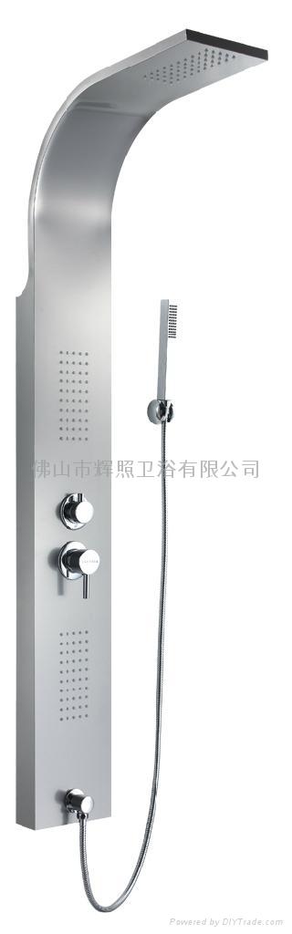 不鏽鋼淋浴柱 1