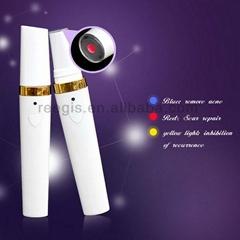 LED 3-lights acne removal magic wand