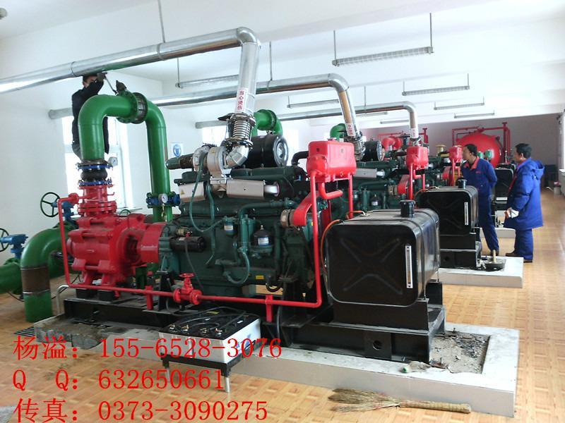 XBC柴油機消防泵組 2