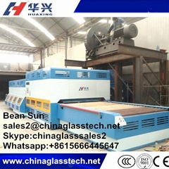 Factory-supply Forced Convection Building Glass Tempering Furnace