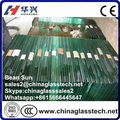 Exterior Anti-aging Cut to Size PVB Laminated Glass