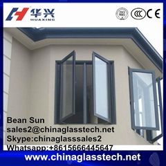 Impact-resistant  Anti-aging Soundproof Heat-insulated Aluminum Window & Door