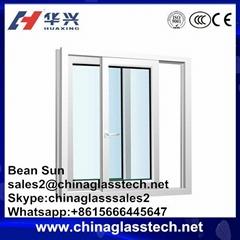 Cheap Impact-resistant Soundproof PVC  Door & Window