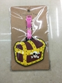 Kangle wholesale custom plastic soft pvc luggage tag, promotional gift