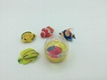 capsule toy-kinds of fishes figures