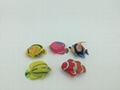 capsule toy-kinds of fishes figures 2