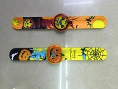 Easter gift capsule toy slap bracelet