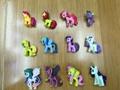 my little pony PVC 3D figure