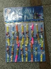 Frozen silicon bracelet