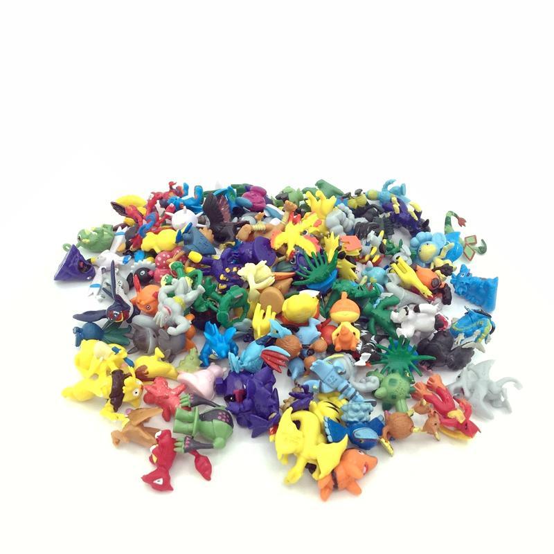 PVC Pokemon Figures 1