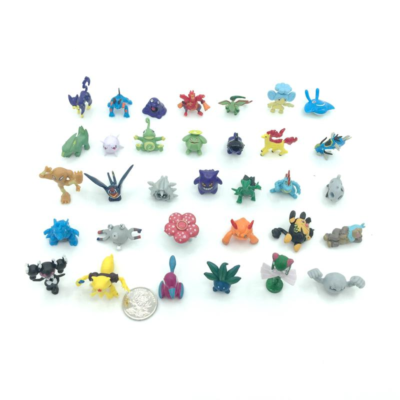 PVC Pokemon Figures 5