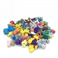 PVC Pokemon Figures