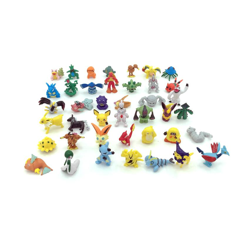 PVC Pokemon Figures 2