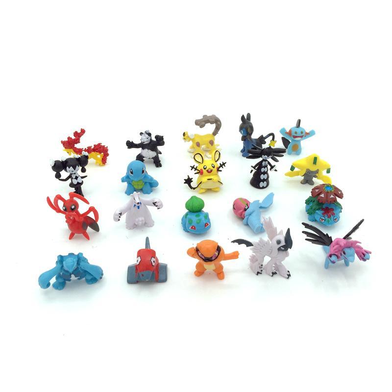 PVC Pokemon Figures 2