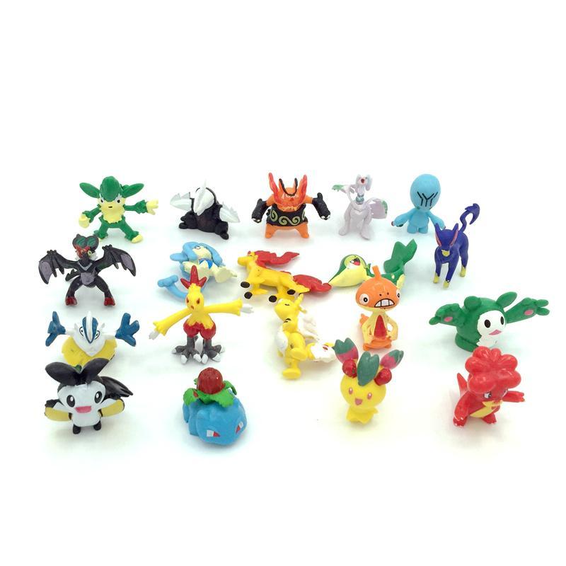 Pokemon Go Figures 2