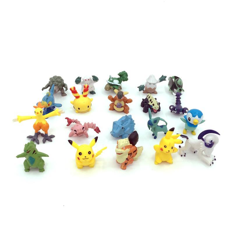 Pokemon Go Figures 1