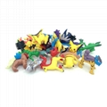 Pokemon Pocket Monster Mini Figure