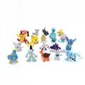 Pokemon Pocket Monster Mini Figure 2