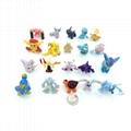 Pokemon Pocket Monster Mini Figure 3