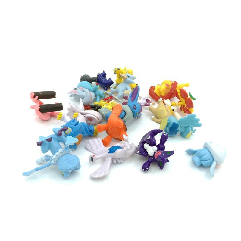 Pokemon Pocket Monster Mini Figure 1