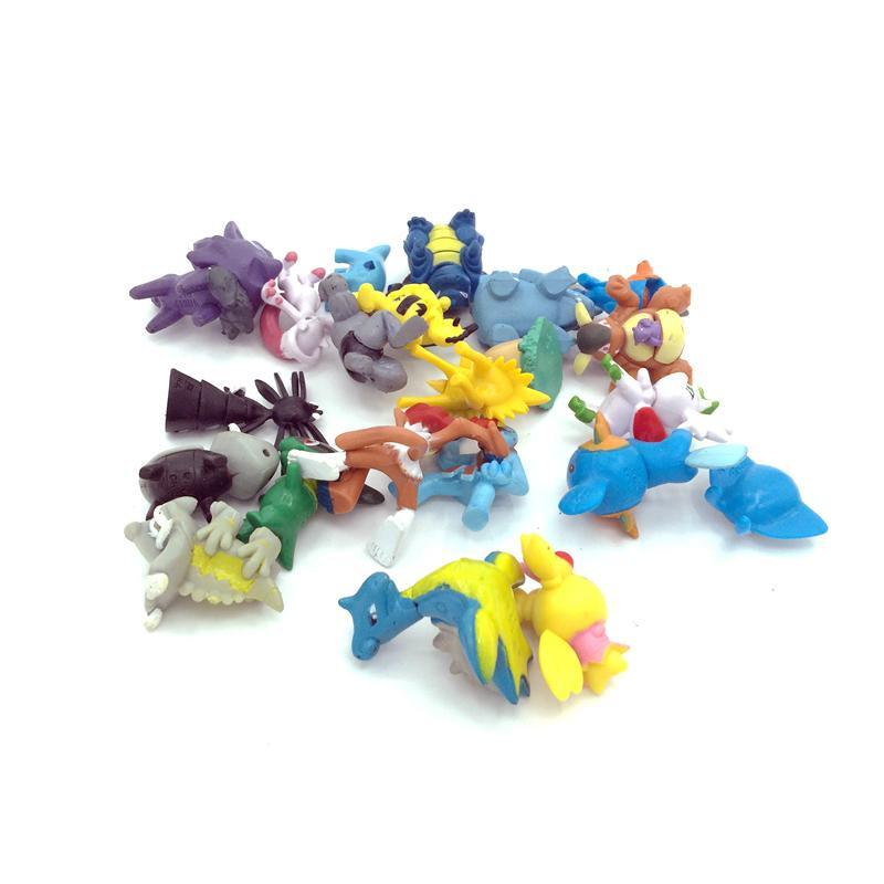 "2"" Capsuled Pokemon Mini Figure Collection 1"