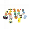 Stocklot Hollow-out  Pokemon Mini Figure Collection