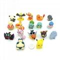 Stocklot Hollow-out  Pokemon Mini Figure Collection 2
