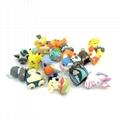 Stocklot Hollow-out  Pokemon Mini Figure Collection 3
