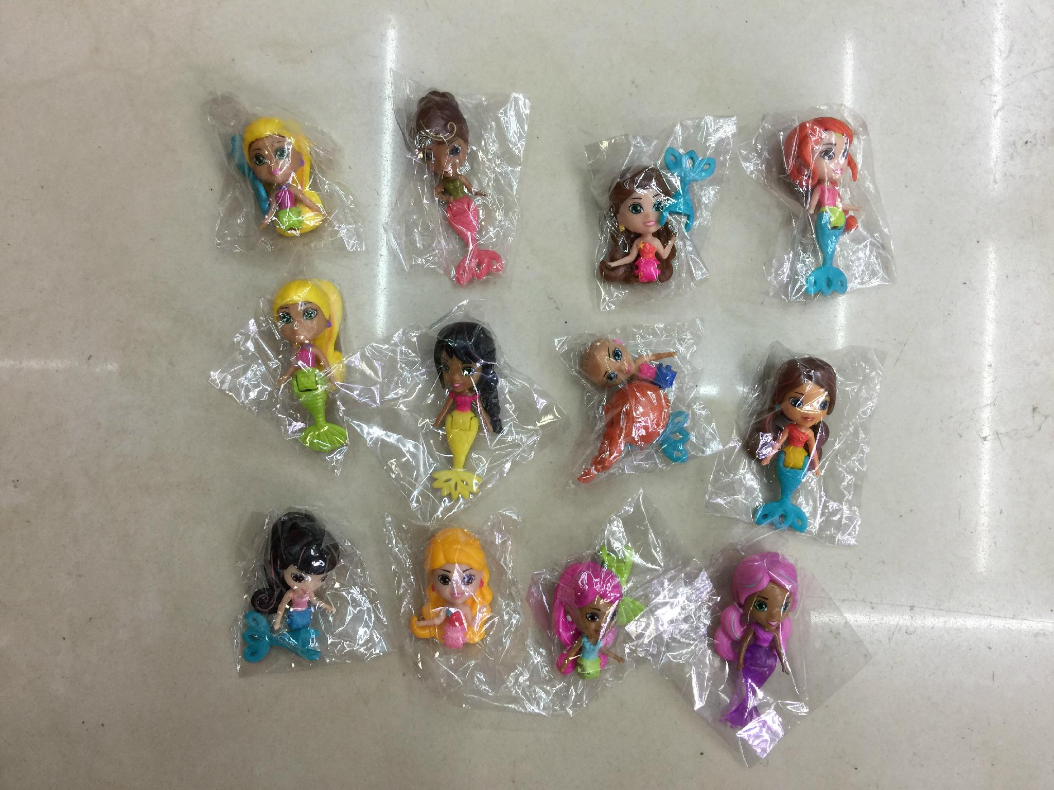 Barbie figures in Mermaid way  1