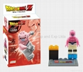 Buildable toy Dragon ball figures Lego