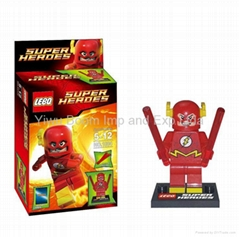 Buildable Toy Super Heroes Figures Lego type