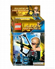 Buildable Toy Super Hero
