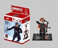DIY Avengers Assemble-lego compatible mini figure building blocks