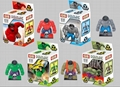 lego compatible building blocks Hulk mini figures