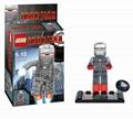 Buildable Iron Man Action Figures Bricks Lego Campatible