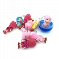 bling bling barbie dolls dangler for girls
