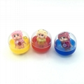 capsules plush dolls toy dangler 3